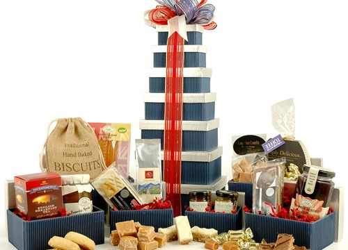 WIN – Great British Hamper Tower