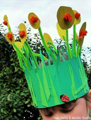Easy Easter Bonnet Craft Ideas for Kids and Preschoolers ...