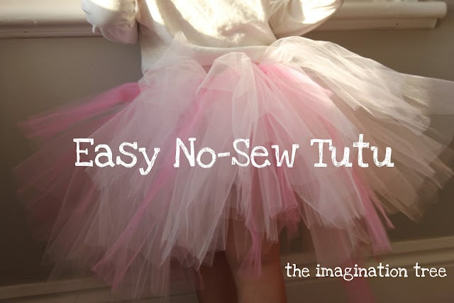 How To Make An Easy No Sew Tutu Red Ted Art