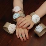cardboard tube watch