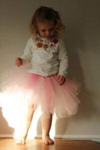 how to make a skirt tutu