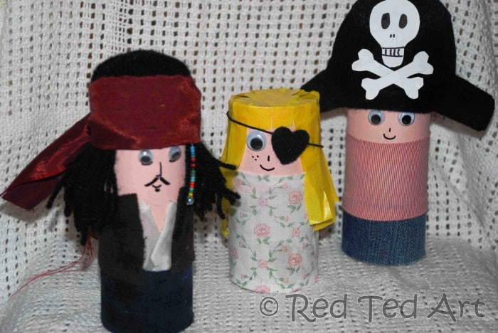 loo roll pirates