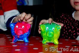piggy banks