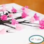 blossoms spring craft