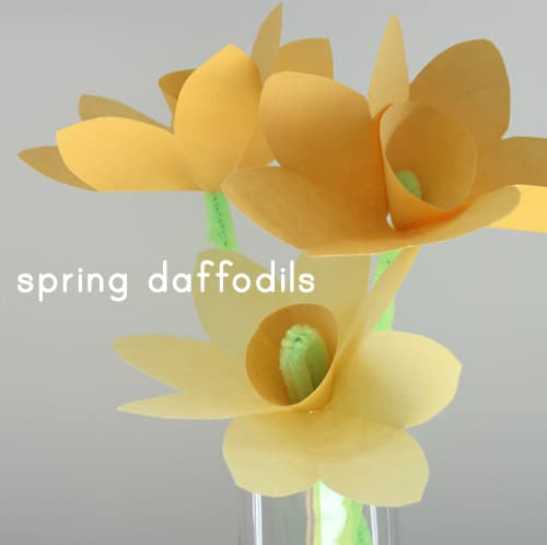 spring-paper-daffodils