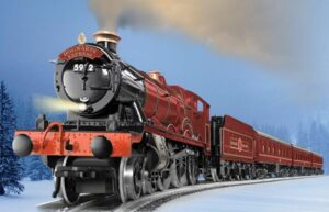 Harry Potter Hogwarts Express 7-11020_3100