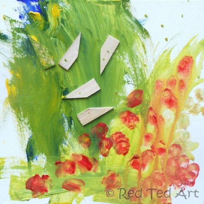 Kids Craft: Kid's (Keepsake) Art