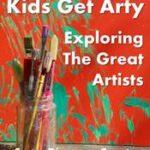Kids Get Arty – Exploring Street Art & Banksy