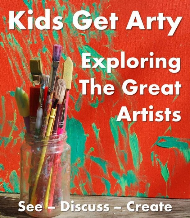 Kids Get Arty – Titian for Kids