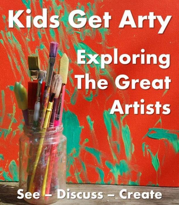 Kids Get Arty