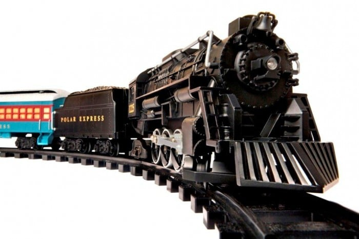 The Polar Express – G Gauge 7-11022_7059