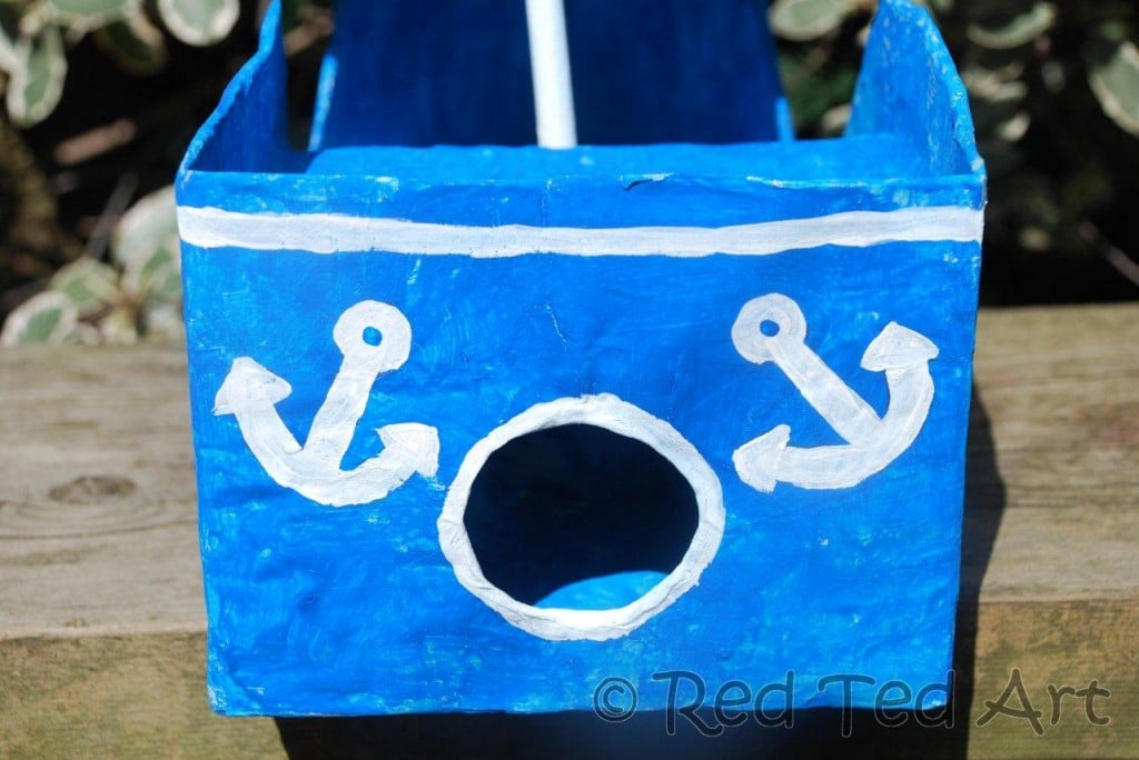 make your own boat