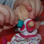 dolls FIMO tea party