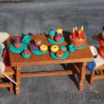 How To… Make a Doll's House Tea Party!