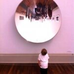 exploring art with kids