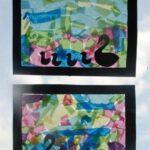 Kids Crafts: Spring Colours