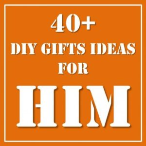 40 craft ideas for him ideal for birthday 39 s father 39 s for Craft ideas for men s gifts