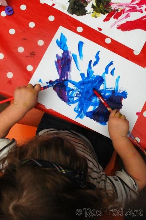 handpring art