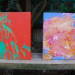 story + art = great stART – Matthew's Dream & Painting with Kids