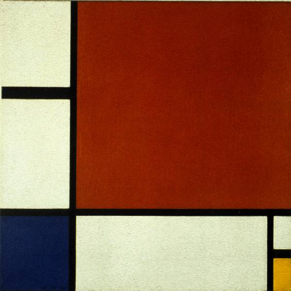 mondrian for children