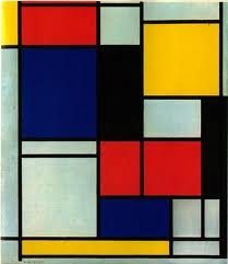 mondrian for kids