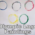 olympic art for kids