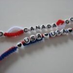 olympic crafts bracelet