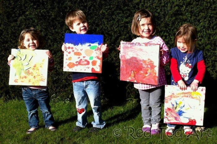 painting with kids (2)