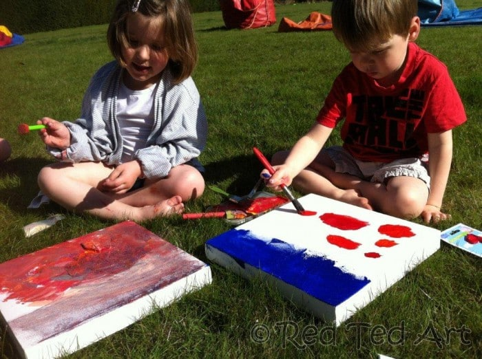 painting with kids (3)