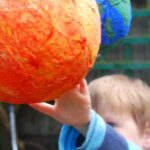 Kids Crafts: Solar System