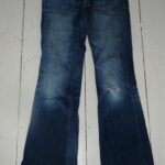 upcycled jeans project