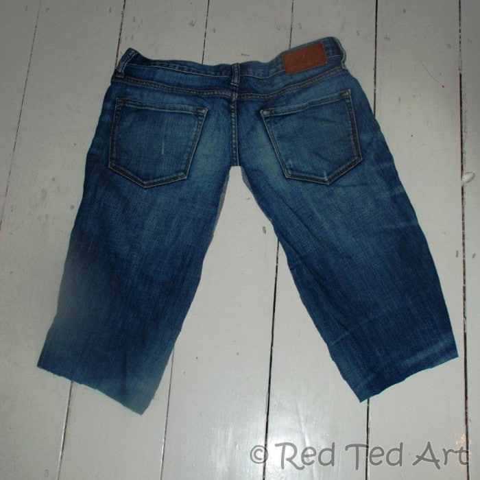 upcycled jeans project (4)