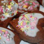 Chocolate & Orange Cookies