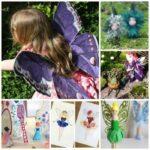 Over 30 lovely Fairy Craft Ideas