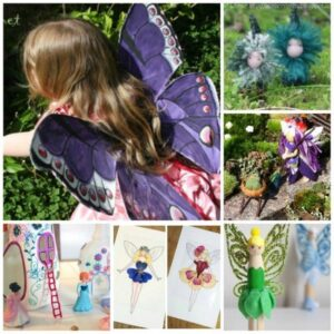 Over 30 lovely Fairy Craft Ideas