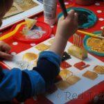 Kids Get Arty: Exploring Klimt