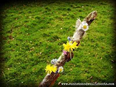 nature wand
