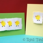 quick-craft-post-easter-chick-cards