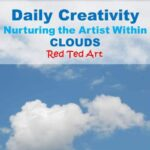 Daily Creativity: Nurturing The Artists Within: Cloud Spotting