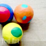How to make Balloon Juggling Balls (Stress Balls) - a super fun an easy craft for kids. Make these. Give these. Learn to juggle. Have fun!!