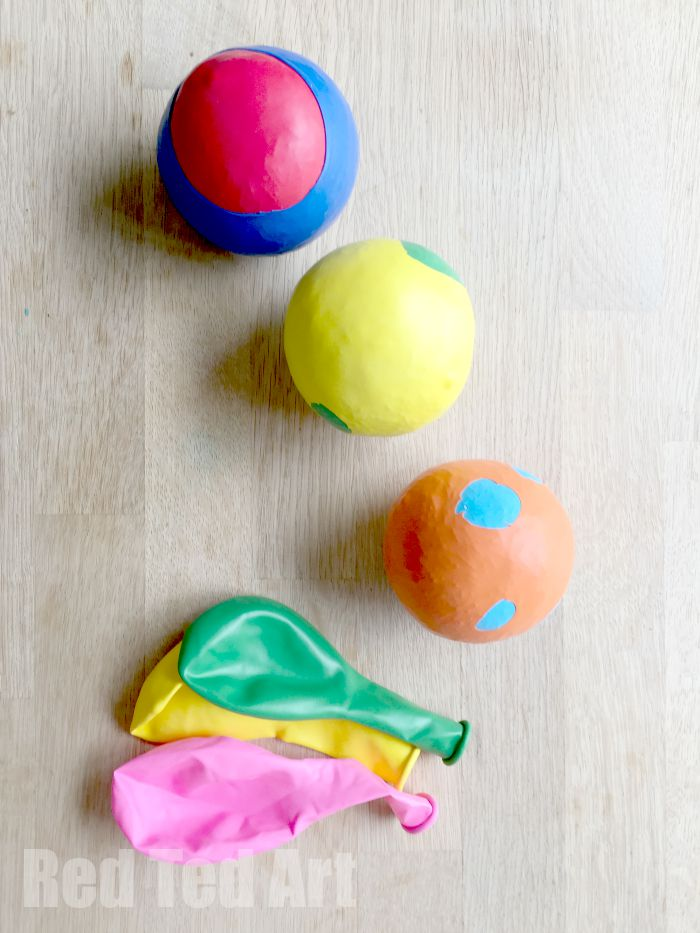how to make a stress ball no balloon