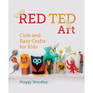 Red Ted Art, The Book