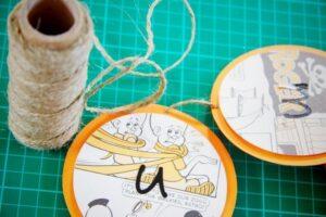 bunting craft