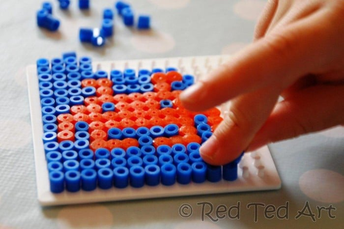 space invader crafts