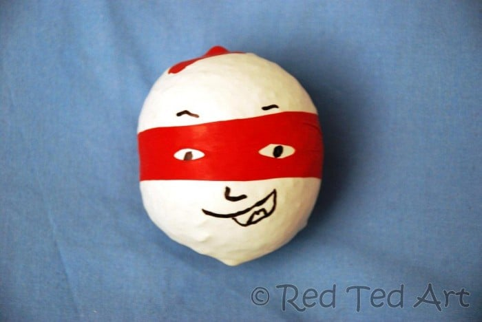 stress ball superhero