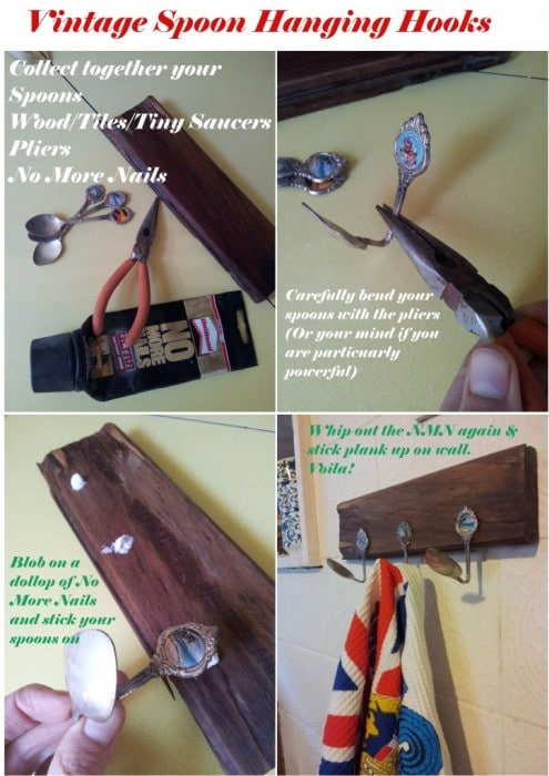vintage spoon idea