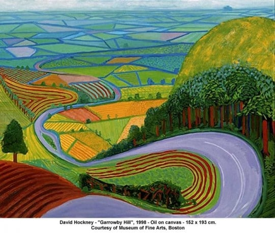 David-Hockney-Garrowby Hill