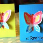 Quick Craft: Butterfly Cards
