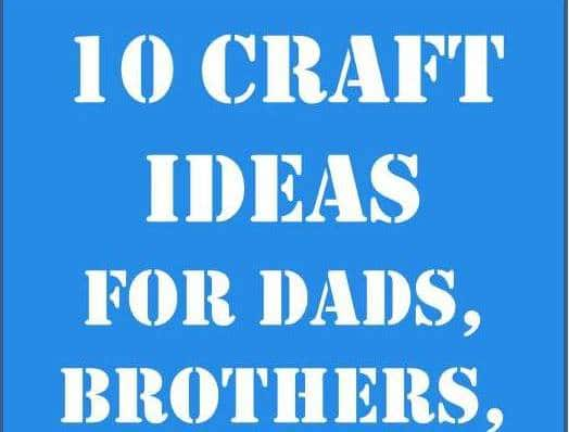 crafts for him – Copy