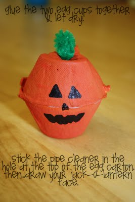 halloween crafts easy - Red Ted Art's Blog